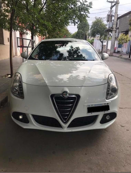 Alfa Romeo Giulietta 1.4 Distinctive 120cv Mt6 2012
