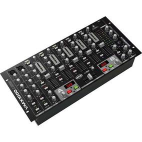 Mixer Dj 7 Canais Vmx 1000u Sb - Behringer