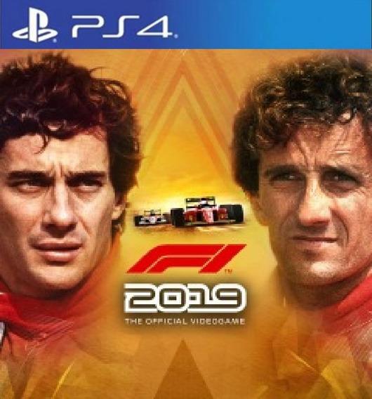 F1 2019 Senna E Prost Edition I Ps4 1 I Português