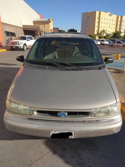 Ford Courier Windstar