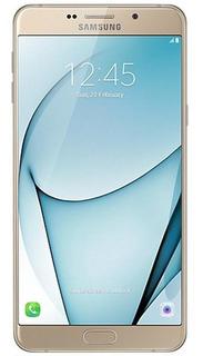 Usado: Samsung Galaxy A9 Pro 2016 Dourado Mt Bom C/nf