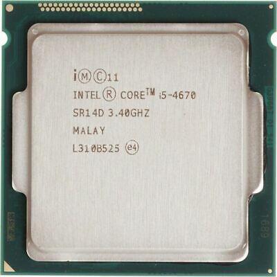 Processador Intel Core I5-4670 3.4ghz Quarta Geração