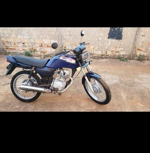 Imagem 1 de 5 de Honda Cg 125 Cg 1999