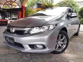Honda/ Civic 2.0 Exr Flex Aut. 4p