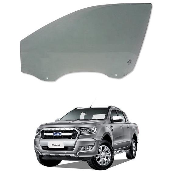 Vidro Porta Dianteiro Esquerdo Ford Ranger 2017 Thermoglass
