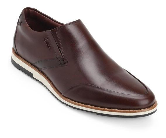 Sapato Gofer Couro Casual Gf19-21105co