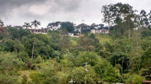Chácara Residencial À Venda, São Domingos, Arujá - Ch0044. - Ch0045