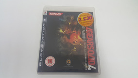 Metal Gear Solid 4 - Ps3 - Original