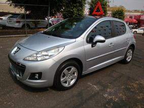 Peugeot 207 1.6 5p Allure Mt 2012**flamantisimo**