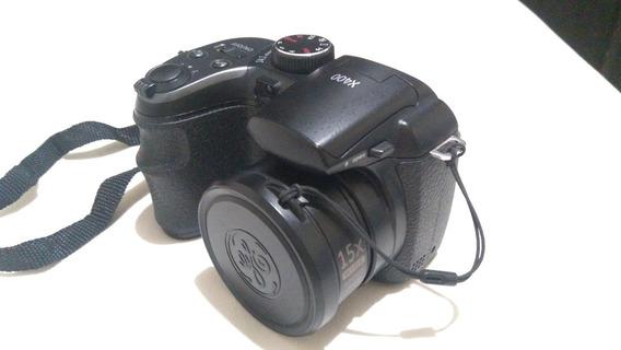 Câmera Semi-profissional Digital X400 Ge 14.1mp