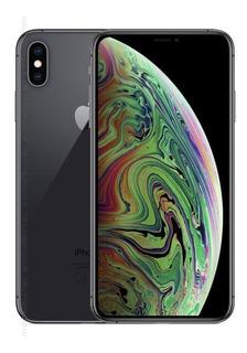 Celular iPhone Xs Max 64gb Original + Funda + Audifonos