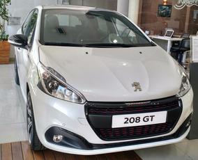 Peugeot 208 Gt 1.6 0km Entrega Inmediata