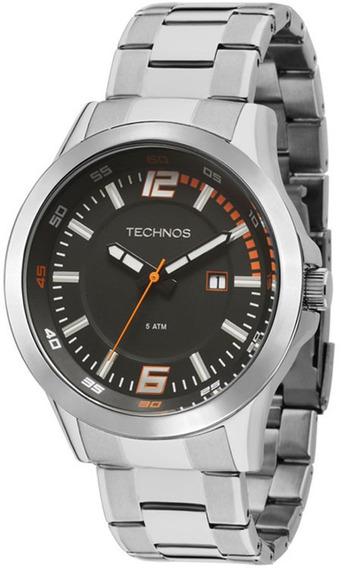 Relogio De Aço Technos Cod. 2115knf1p
