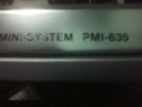 Som-philco-pmi-635-retirada-peças-partes Eletronica-leia