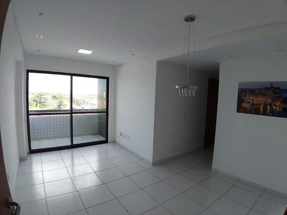 Apartamento Em Candeias, Jaboatão Dos Guararapes/pe De 52m² 2 Quartos Para Locação R$ 1.200,00/mes - Ap346390