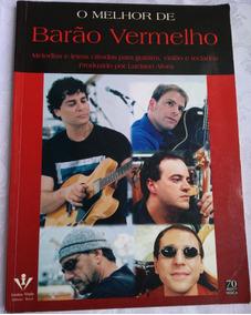 Songbook O Melhor De Barão Vermelho (irmãos Vitale)