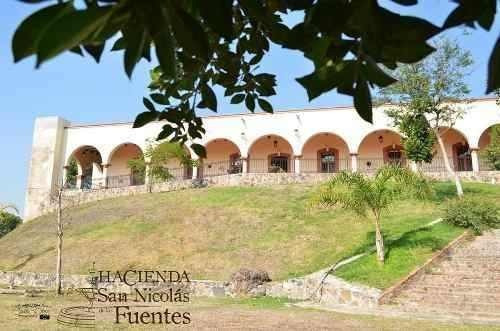 Hacienda En Venta En San Nicolás