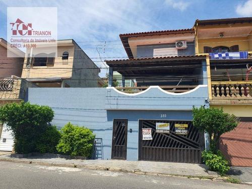 V. Progresso - Casa C/ 2 Terrenos - 318m² A.c - 3 Dormt (1 Suíte) - Ar Condicionado - Ca0337
