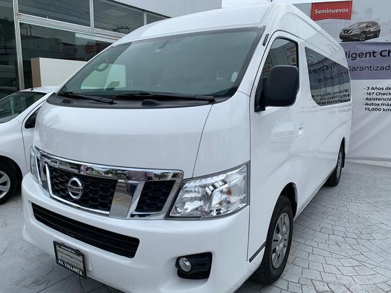 Nissan Urvan 2.5 15 Pas Amplia Aa Mt 2017