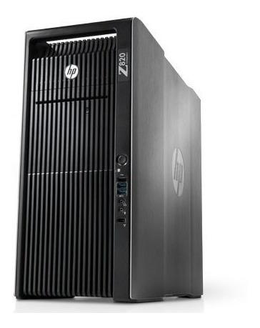 Workstation Hp Z820 Com 2 8core