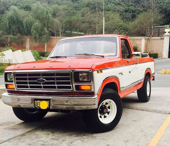 Ford Ford F100 F100