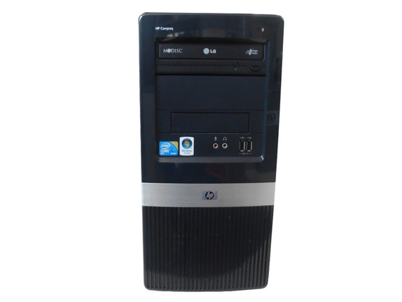 Computador Hp Dx2390 Core 2 Duo E7500 4gb Ddr2 120gb Ssd