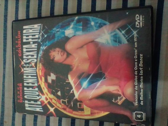 Dvd Até Que Enfim É Sexta Feira