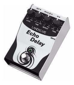Pedal Landscape Echo Delay Edy 2 + Brutal Brd 2