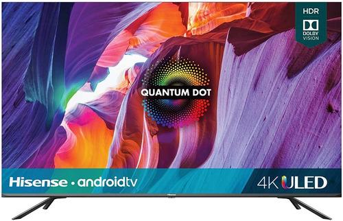 Imagen 1 de 1 de Televisor Hisense 50  4k Uled Android Hdmi Usb