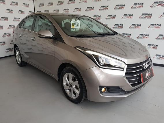 Hyundai Hb20s Premium 1.6 Flex 16v Aut. 4p 2016