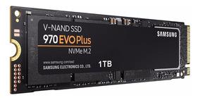 Ssd M.2 1tb Samsung 970 Evo Plus Nvme 3500 Mbps Mz-v7s1t0