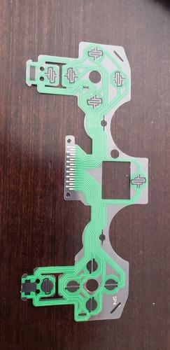 Membrana Circuitos Joystick Ps4 Todos Los Modelos