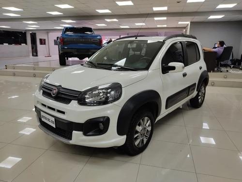 Fiat Uno Way 0km $140mil Y Cuotas Tomo Tu Auto Usado! V