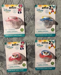 Chupones Para Bebé Disney