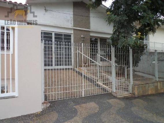 Casa Comercial À Venda, Jardim Guanabara, Campinas. - Ca2103