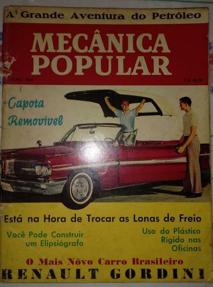Mecanica Popular Julho 1962