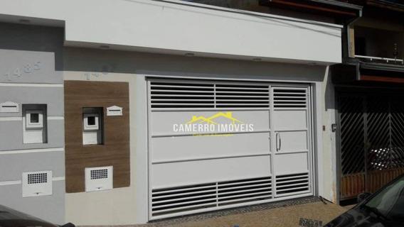Casa Com 2 Dormitórios À Venda, Por R$ 320.000 - Loteamento Planalto Do Sol - Santa Bárbara D