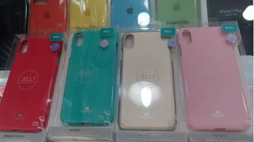 Case Silicona Goospery Original iPhone XR/ Xs Max/ 11/ 11pro
