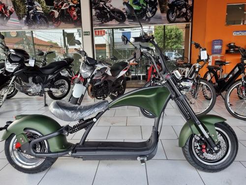 Patinete Moto Scooter Eletrica Gloov P1-r