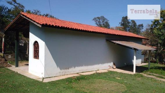 Chácara Residencial À Venda, Morada Da Lua, Vinhedo. - Ch0004