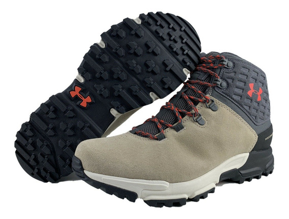Under Armour Brower Mid Stormproof Hiking Botas Hombre Mx 29