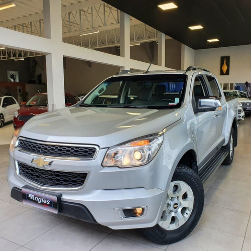 Chevrolet S10 2.8 Ltz 4x2 Cd 16v Turbo