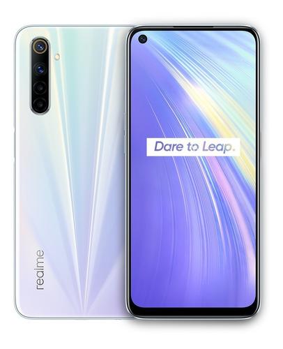 Celular Realme 6 128gb + 4gb + 90hz + 30 W Carga Rapida
