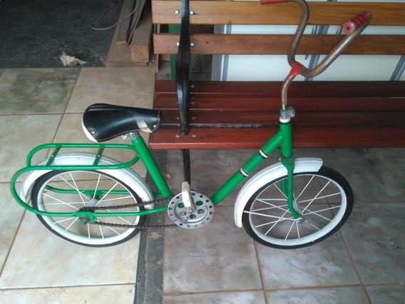 Bicicleta Antiga Bandeirantes