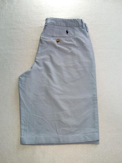 Short Ralph Lauren Azul Claro