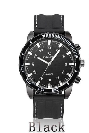 Relógio Esporte Masculino V6 Black Promoção!!!