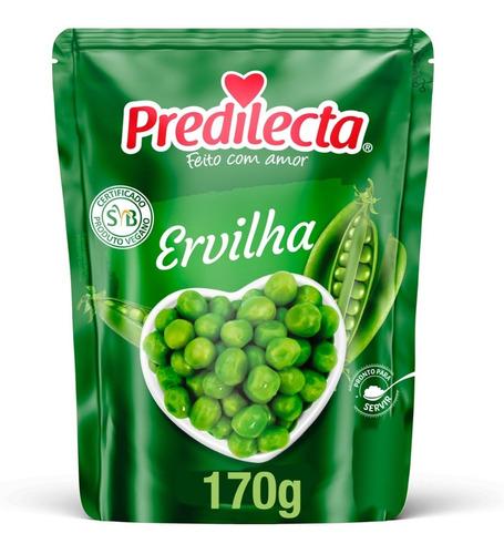 Imagem 1 de 1 de Ervilha 170g Sachê Predilecta