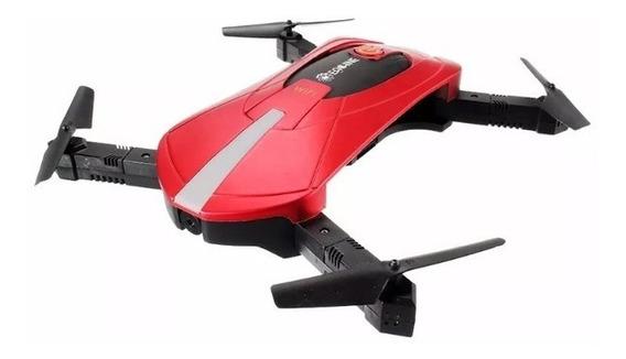 Drone De Bolso Hd Camera Rc Quadcopter Wi-fi Modo Headless