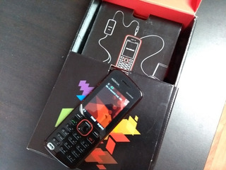 Nokia 5220 Expressmusic Telcel Nuevo