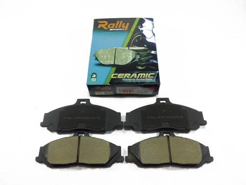Pastilla Freno Ford Ranger 2000 2001 2002 Cerámica 8783 Rs